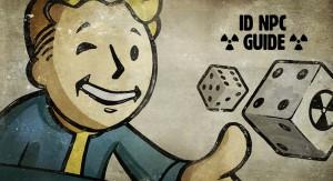 ID Список NPC в игре Fallout 4.