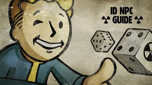Fallout 4 ID список NPC Читы команды