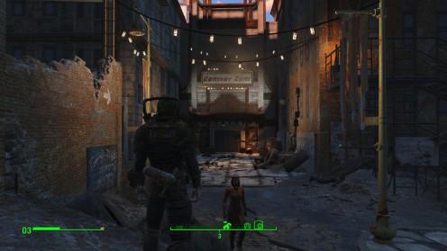 Fallout 4 Где найти Напарника Кейт
