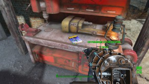 Fallout4 Журналы перков