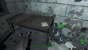 Fallout4 Где искать журналы
