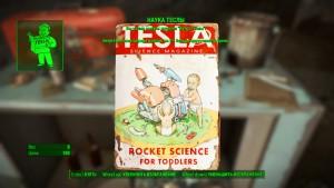 Журналы перков, наука теслы