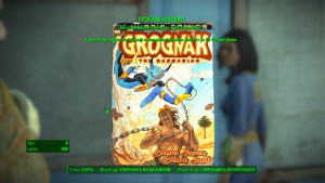 Fallout4 как найти журналы перков