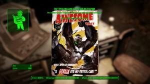Fallout4 где найти журналы