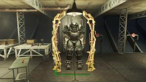 Fallout4 где искать силовую броню братства стали