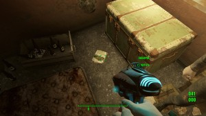 Fallout4 найти заборы