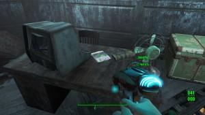 Fallout4 местонахождение заборов