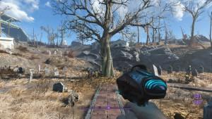 Fallout4 где лежит журнал тотальный взлом