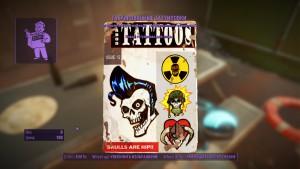 Fallout4 где искать Табуированные татуировки