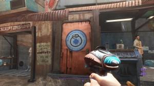 Fallout4 как найти журнал Табуированные татуировки