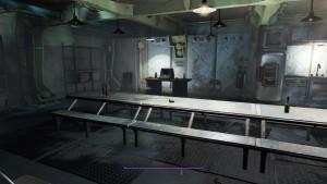 Терминал в кафетерии Убежища 111