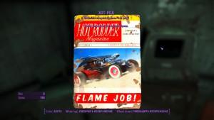 Fallout4 как найти Хот-Род
