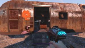 Fallout4 где лежит журнал Хот-Род