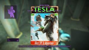 Fallout4 Местонахождение журнала Наука Теслы