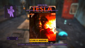 Fallout4 Где искать Наука Теслы