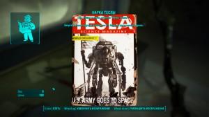 Fallout4 Где найти журнал Наука Теслы