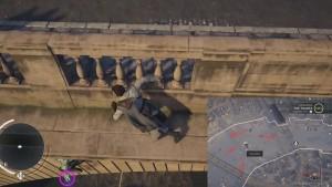 Аккуратно повисните на краю моста над Аномалией