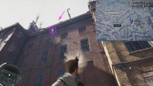 Совершите Прыжок Веры с деревянной балки на краю здания