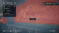 Карта местоположения уникального метариала для крафта Ожерелье Боудикки / Boudicca's Torque