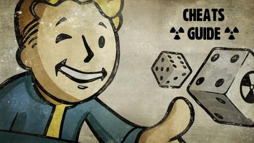 Гайд по читам Fallout 4. консольные команды