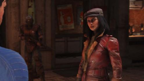 Fallout 4 Piper Местонахождение напарника