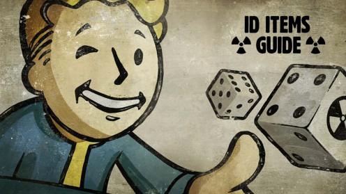 id предметов в fallout 4 список