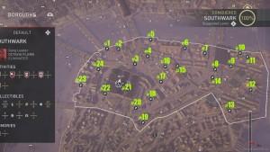 В районе Саутуарк находятся 24 Аномалии Helix / Хеликс