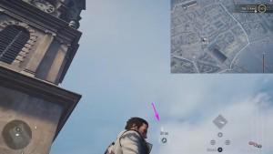 Совершите Прыжок Веры с флигеля здания