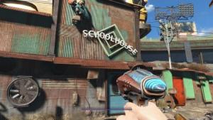 Fallout4 где найти журнал перков Жить и Любить