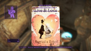 Fallout4 где лежит журнал перков Жить и Любить
