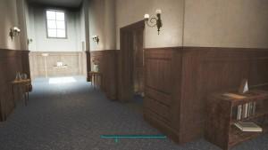 Fallout4 Дом Кэботов Массачусетский хирургический журнал