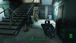 """Под лестницей в бункере """"Заброшенной лачуги"""""""