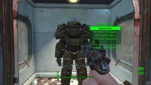 Fallout4 X-01 тип III