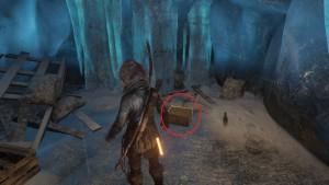 Rise of the Tomb Raider найти реликвии Ледяная пещера