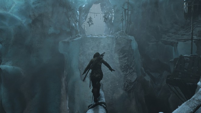 Rise of the Tomb Raider Ледяной Корабль прохождение