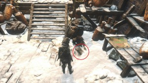 Rise of the Tomb Raider местонахождение документов Ледяная пещера