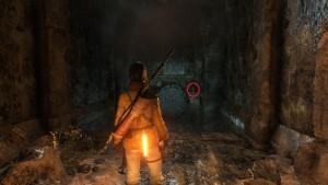 Rise of the Tomb Raider быстрое прохождение гробниц древняя цистерна