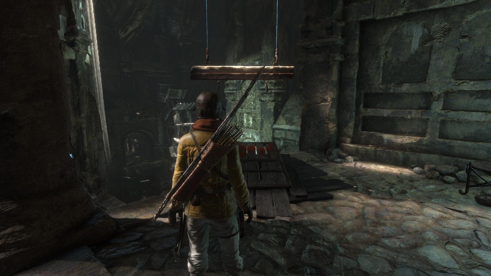 Rise of the tomb raider все гробницы