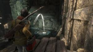 Rise of the Tomb Raider все гробницы древняя цистерна