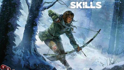 Rise of The Tomb Raider руководство по навыкам Лары Крофт