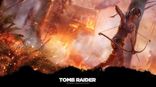 Tomb Raider перезагрузка фрачайза