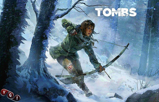 Rise of the Tomb Raider Гробницы