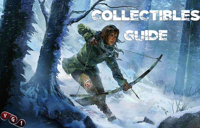 Rise of the Tomb Raider Коллекционные предметы, Коллекционирование