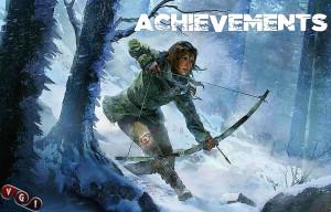 Rise of the Tomb Raider Достижения