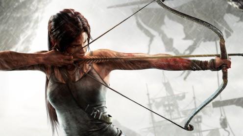 Tomb Raider всё об игре