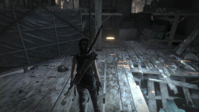 Rise of the Tomb Raider местонахождение документы на советской базе