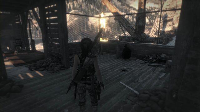 Rise of the Tomb Raider как найти реликвии на советской базе