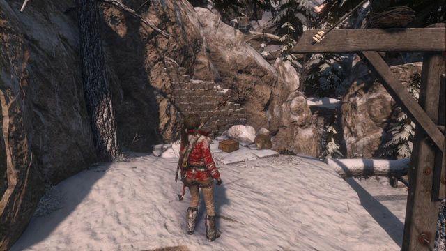 Rise of the Tomb Raider Сибирская глушь реликвии