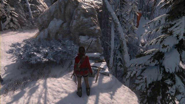 Rise of the Tomb Raider поиск документов в северная глешь