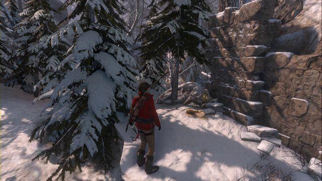 Rise of the Tomb Raider местоположение всех документов северная глушь